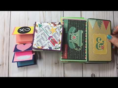 Craft fair idea- post it notes books