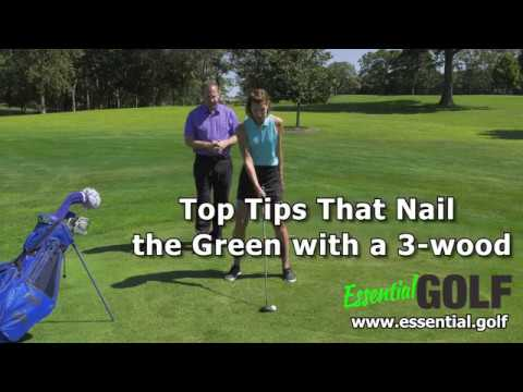 Top Tips That Nail the Green with a 3-wood: Essential Golf