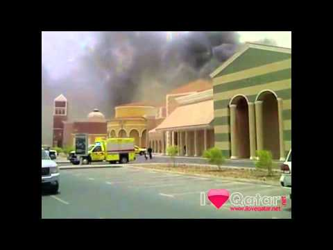 Breaking News: Fire in Villaggio Mall in Doha (Official)
