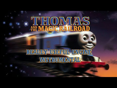 Thomas and The Magic railroad really useful engine instrumental HD