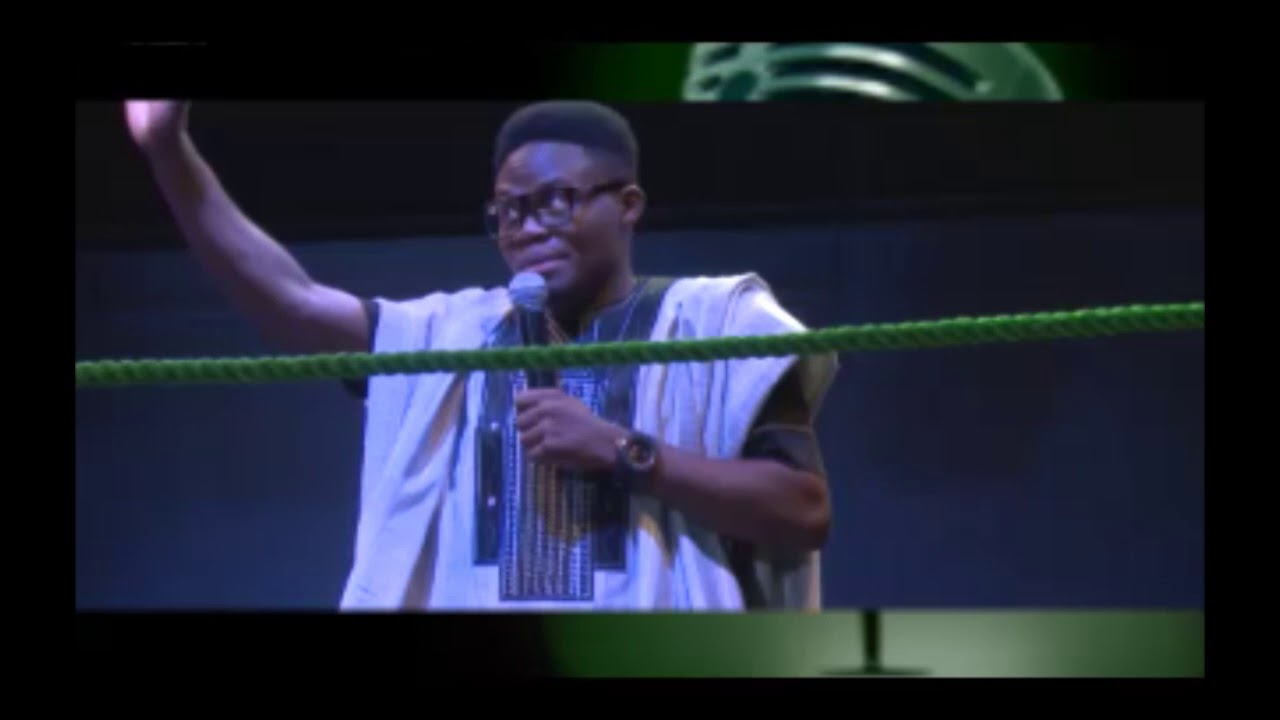 Download Laff Doctor cracks joke about the fall of MMM
