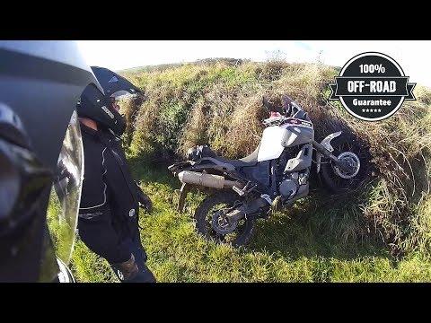► 100% Off-Road ► Maxi Boue, les motos tombent comme des mouches 😅