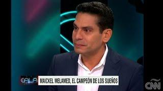 Ismael Cala rompe en llanto al escuchar testimonio de Maickel Melamed