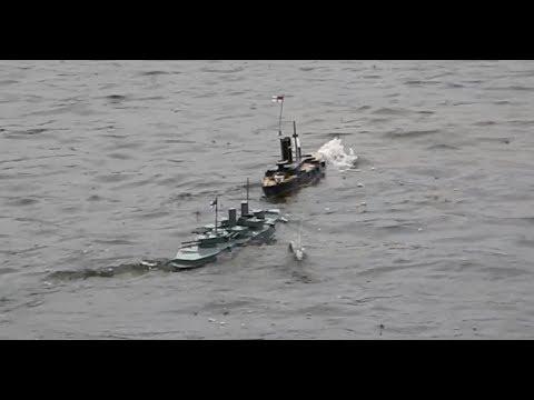 RC Warship Combat - 2017 Spring Regionals - Nassua Killer Highlights