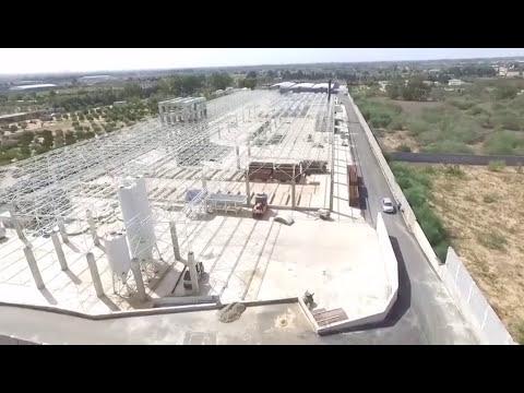 150000 cbm AAC Plant in Tripoli Libya