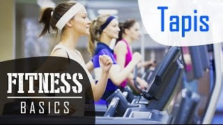 Video Fitness Basics : Comment utiliser le tapis de course ? download MP3, 3GP, MP4, WEBM, AVI, FLV Juli 2018