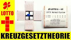 Lotto 6 aus 49 !!! Zahlen Vorhersage Strategie - 12 aus 49