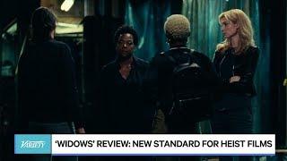 'Widows' Review: New Standard for Heist Films