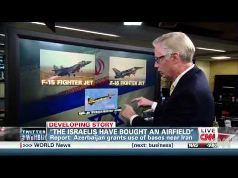 Can Israel use air bases near Iran