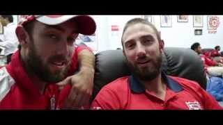 After the win against RR | Behind the Scenes with Maxwell - Episode 4 | KXIP | KingsXIPunjab | IPL
