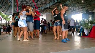 Festa de Santo São Benedito e Santo Antonio com a Banda Scort Som.