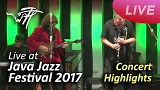 World Peace Trio @ Java Jazz Festival 2017 - Concert highlights