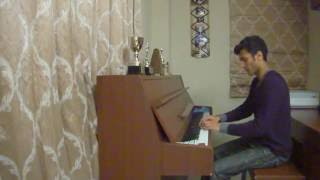 Edward Maya - Desert Rain Piano Cover