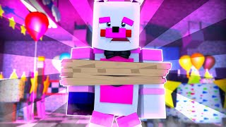 Funtime Freddy Captured ?! | Minecraft FNAF Roleplay