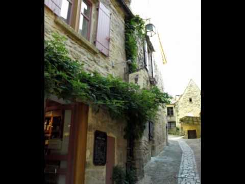 Beynac La Roque-Gageac (La Dordogne)