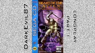 Heart of the Alien: Out of This World Pt. II - DarkEvil87's Longplays - Longplay (Pt. 1/2) (Sega CD)