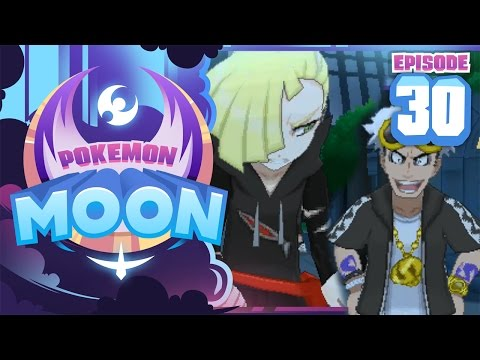 TEAM SKULL BETRAYS!! -  Pokemon Sun and Moon Playthrough (Episode 30)