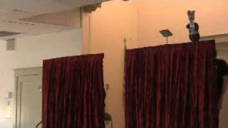 The Fratello Marionettes Show in Hanford, California