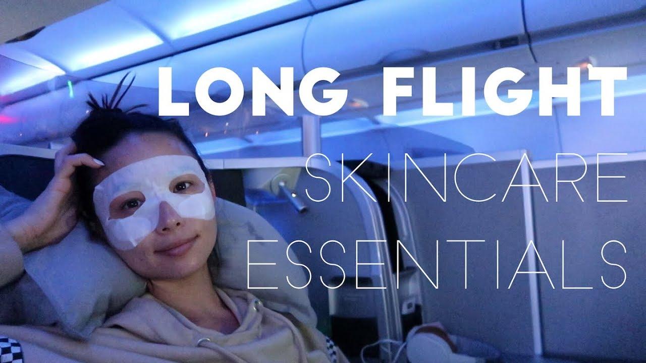 Flight mode skincare review