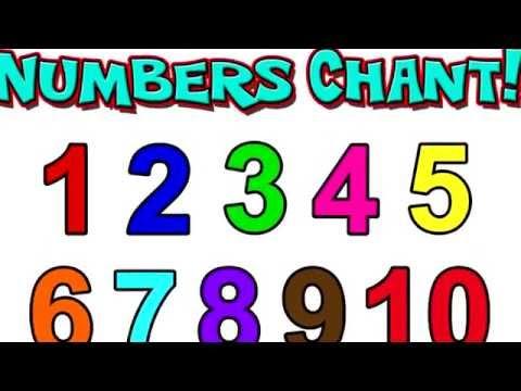 """""""Tiếng anh cho trẻ"""" bài 1: Trẻ học đếm số - Learn to Count English Numbers"""