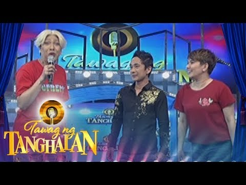 Tawag ng Tanghalan: Vice Ganda speaks in Spanish