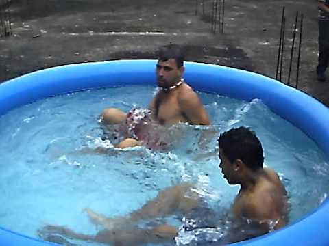 piscina de plastico 2300 litros