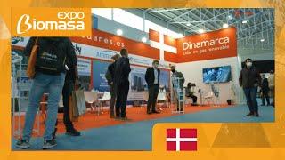Dinamarca y el modelo danés de biogás y biometano en el I Salón del Gas Renovable Expobiomasa 2021