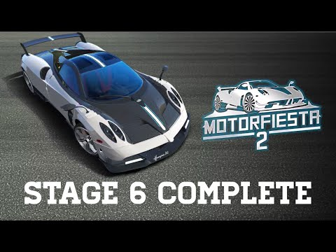 Real Racing 3 Motorfiesta 2 Stage 6 Upgrades 1131111 - 45 Gold RR3
