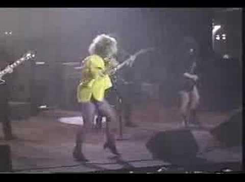 Deborah Harry - I Want That Man (Live 89)
