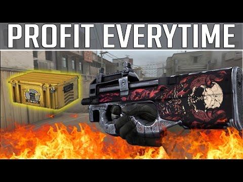 CSGO: Glove Case 100% Profit Tradeup #21 (Guaranteed profit)