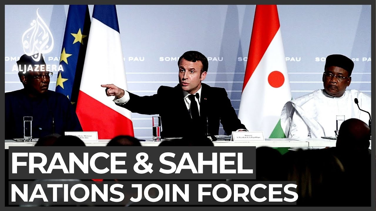 France, Sahel nations to bolster military cooperation
