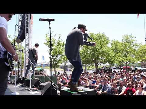 The Upset Victory - Bunbury Music Festival 2017