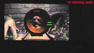 Projector Gameplay Of Fallout 4|PC Max Settings
