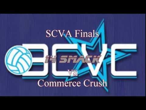 BCVC 14 Smack vs Commerce Crush