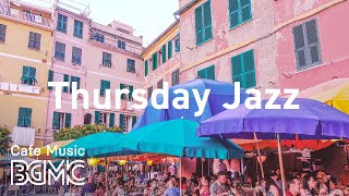 Thursday Jazz: Work While Relaxing - Chill Out Hip Hop Jazz Music to Work, Study and Rest Break
