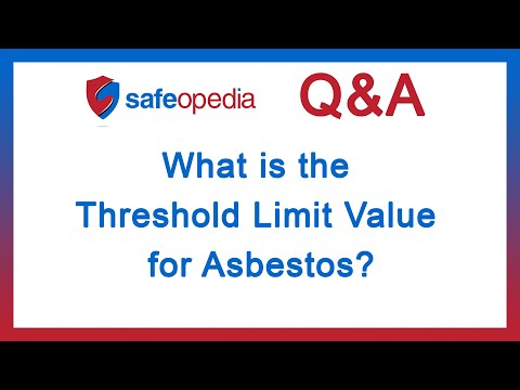 Safeopedia Q&A: What is the Threshold Limit Value for