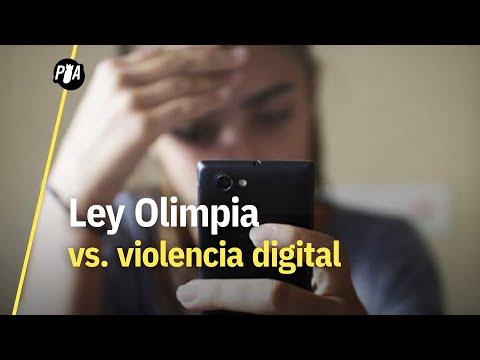 La #LeyOlimpia y la violencia digital