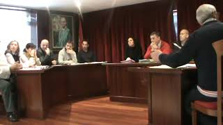 2017-11-27 - Pleno Ordinario no Concello de Neda