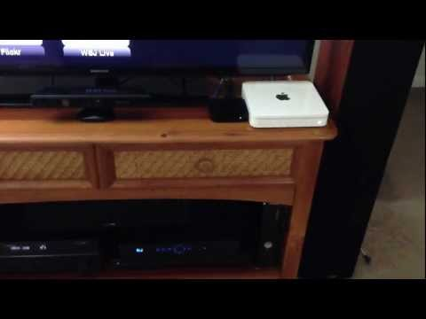 Apple Time Capsule, Apple TV, And Apple Base Station - Complete Install- Part 4