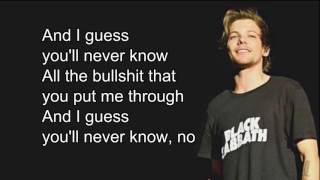 Louis Tomlinson Back To You Lyrics ft Bebe Rexha