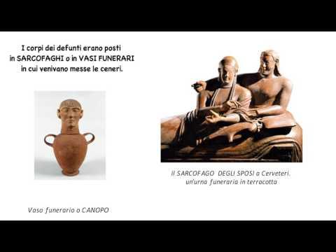 Gli Etruschi #MaestraSelene