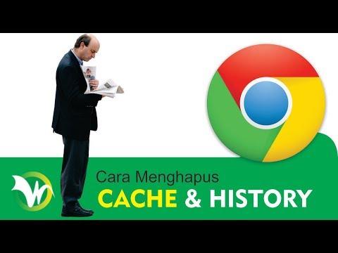 Cara Menghapus Cache, History Di Browser Google Chrome Terbaru 2017