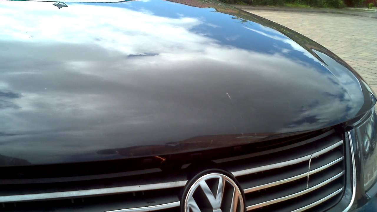 Vw Patt Bonnet Release Fix