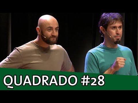 IMPROVÁVEL - QUADRADO IMPROVÁVEL #28