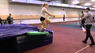 прыжки в высоту девушки 2