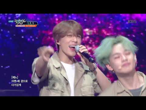 뮤직뱅크 Music Bank - 1, 2, 3 - NCT DREAM.20180831