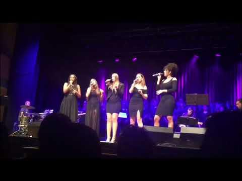 ZÜRICH SINGT Christmas Music Night - Not Another Girlgroup