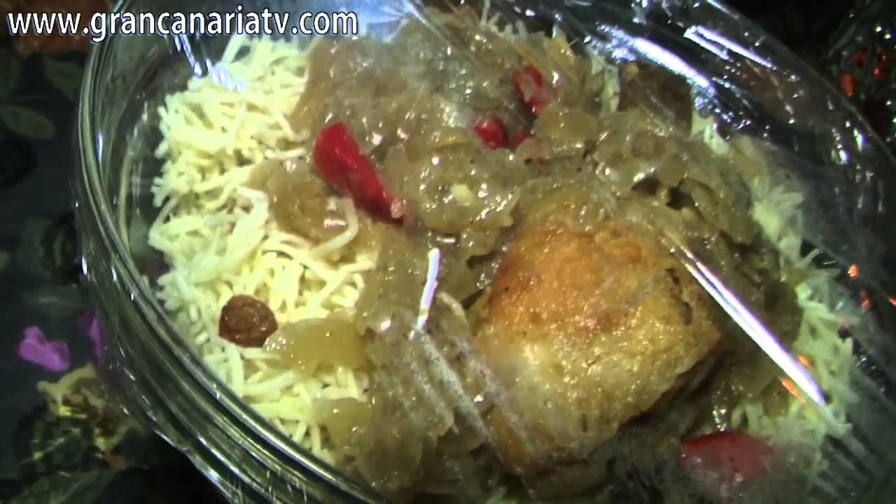Comida de mauritania y senegal cine food 2013 las palmas de gran canaria youtube - Gran canaria tv com ...