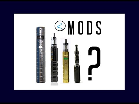 What's the difference between a Vape Mod and Vape Pen?