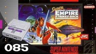 Super Star Wars: The Empire Strikes Back [085] SNES Longplay/Walkthrough/Playthrough (FULL GAME)